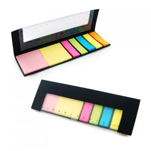 Eco Friendly Post-It Pad With Ruler | Post-it Pad | Eco-Friendly | AbrandZ: Corporate Gifts Singapore
