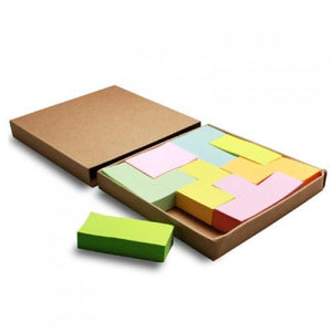 Eco Puzzle Post-It Pad | Post-it Pad | Eco-Friendly | AbrandZ: Corporate Gifts Singapore
