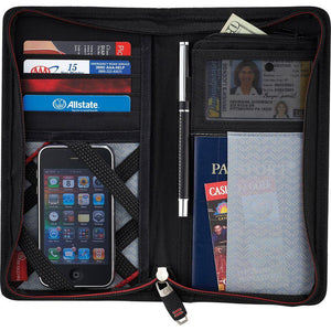 Elleven JetSetter Travel Wallet | AbrandZ: Corporate Gifts Singapore