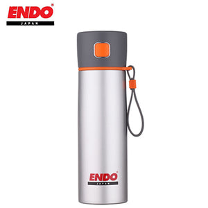 ENDO 500ml Anti Bacterial Stainless Steel Tumbler