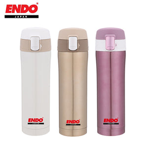 ENDO 420ml Double S/Steel Vacuumed Flask