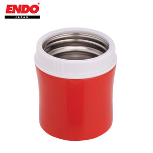 ENDO 400ml Double Stainless Steel Food Jar
