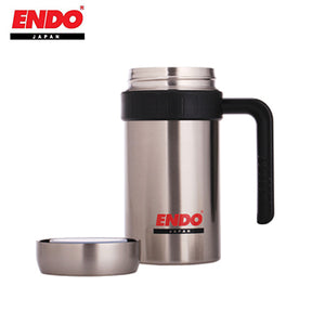 ENDO 500ML Double Stainless Steel Mug