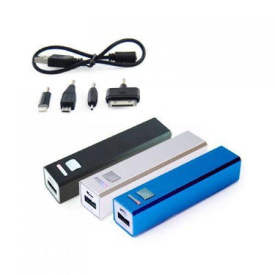Fantasy Portable Charger with Iphone5 Adaptor | powerbank | electronics | AbrandZ: Corporate Gifts Singapore