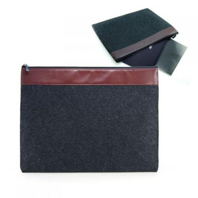 Felt Document Bag | Laptop Sleeve | Bags | AbrandZ: Corporate Gifts Singapore