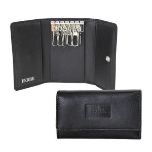 Ferre Leather Keyholder | Key Holder | lifestyle | AbrandZ: Corporate Gifts Singapore
