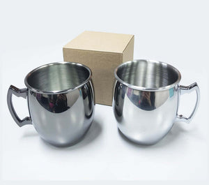 450ml Stainless Steel Mug - abrandz