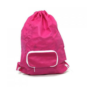 Foldable Drawstring Bag | Drawstring Bag, Foldable Bag | AbrandZ: Corporate Gifts Singapore