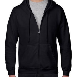 Gildan Adult Zipped Hoodie - Corporate Gifts Singapore