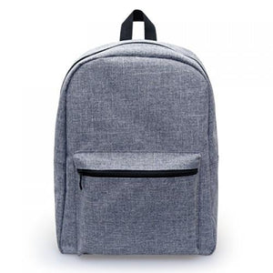 Grey Haversack | Backpacks | Bags | AbrandZ: Corporate Gifts Singapore