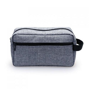 Grey Utility Pouch - Corporate Gifts Singapore