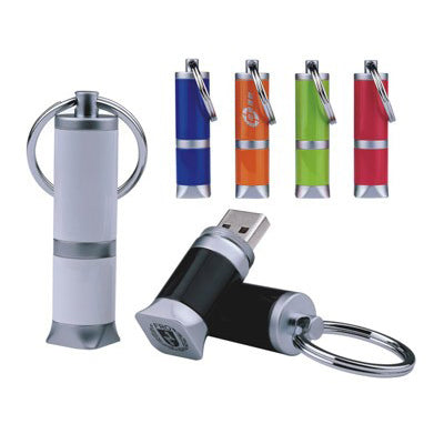Desktop Cylinder USB Flash Drive
