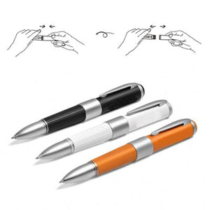 Twist USB Metal Ball Pen - abrandz