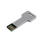 Metal Key Shaped USB Flash Drive | Metal USB, USB Drive | electronics | AbrandZ: Corporate Gifts Singapore