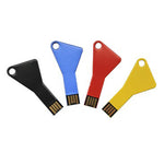 Triangle Metal Key USB Drive | Metal USB, USB Drive | electronics | AbrandZ: Corporate Gifts Singapore