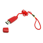 Metal USB Flash Drive with Traditional Knot | AbrandZ Corporate Gifts Singapore