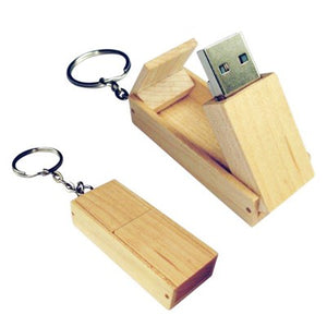 Pandora Wooden USB Flash Drive - abrandz