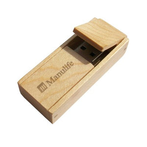 Pandora Wooden USB Flash Drive | AbrandZ Corporate Gifts Singapore
