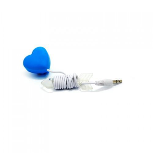 Heart Shape Music Sharing Device