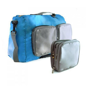Inspiration Foldable Tote Bag | Foldable Bag, Tote Bag, Travel Bag | AbrandZ: Corporate Gifts Singapore
