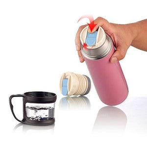 INSULATED WATER BOTTLE | Flask | Drinkware | AbrandZ: Corporate Gifts Singapore