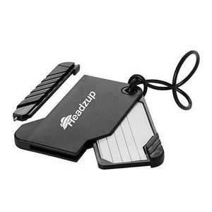 Journey Luggage Tag with Pen | AbrandZ: Corporate Gifts Singapore