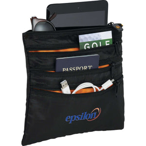 Bright Travels Seat Pack Organizer
