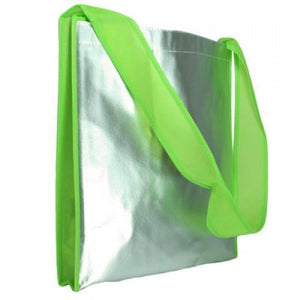 Laminated Aluminium Sling Bag | Promotional Bags, Sling Bag | AbrandZ: Corporate Gifts Singapore