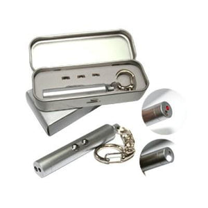 Laser Keychain with LED Light | AbrandZ: Corporate Gifts Singapore