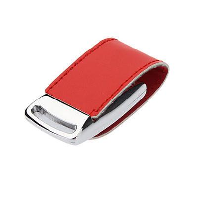 Leather Magnetic Flip USB Drive | USB Drive | Gadgets | AbrandZ: Corporate Gifts Singapore