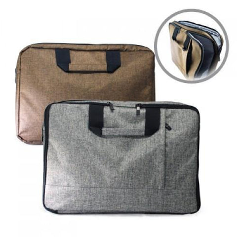 Linen Laptop Bag | AbrandZ.com