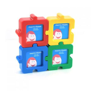 Little Puzzle Photo Frame Set - abrandz