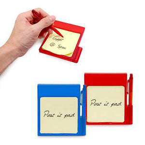 Magnetic Memo Pad | Post-it Pad, Promotional Notebooks | desk | AbrandZ: Corporate Gifts Singapore