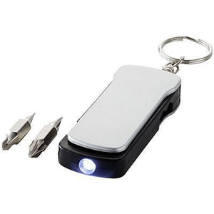 MAXX 6-FUNCTION KEY LIGHT | Key Holder, Multi Tool | AbrandZ: Corporate Gifts Singapore