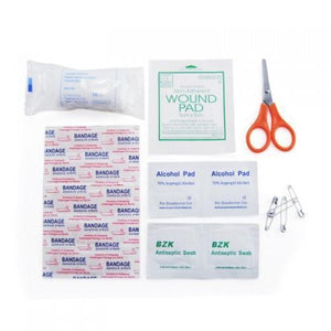 Mini First Aid Kit with Pouch | Emergency Kit | AbrandZ: Corporate Gifts Singapore