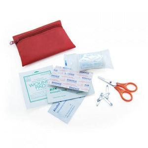 Mini First Aid Kit with Pouch | AbrandZ: Corporate Gifts Singapore