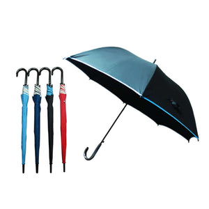27'' UV Coated Auto Open Golf Umbrella