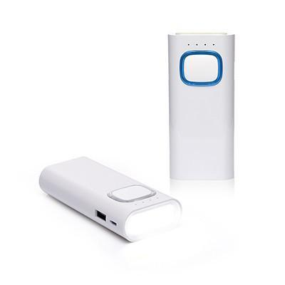 Portable Charger with LED Torch | powerbank | Gadgets | AbrandZ: Corporate Gifts Singapore