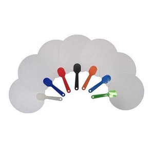 PP Fan with Handle | AbrandZ: Corporate Gifts Singapore