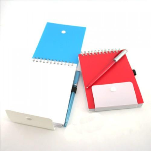 PP Notepad with Pen