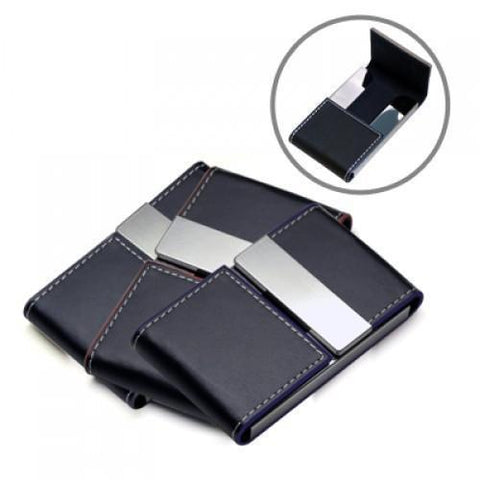 PU Leather Name Card Holder | AbrandZ.com