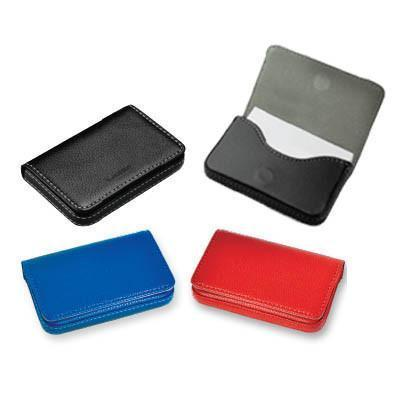 PU Name Card Holder | AbrandZ.com
