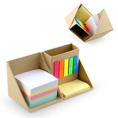 Quentin Memo Holder | Post-it Pad, Stationery | AbrandZ: Corporate Gifts Singapore