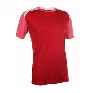 Quick Dry Contrasting Round Neck T-shirt | T-Shirt | apparel | AbrandZ: Corporate Gifts Singapore