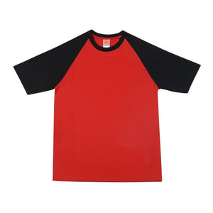 Raglan Short Sleeve Round Neck T-shirt | T-Shirt | apparel | AbrandZ: Corporate Gifts Singapore