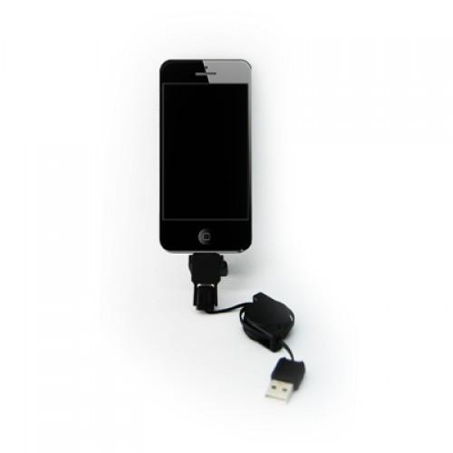Retractable USB 3 in 1 Adaptor