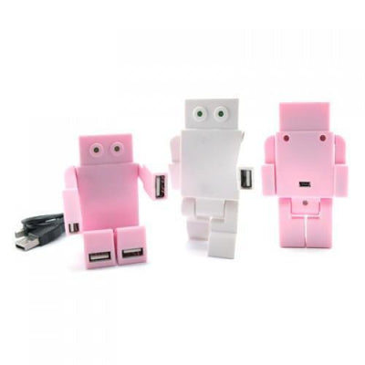 Robot Shape USB Hub | USB Hub | AbrandZ: Corporate Gifts Singapore