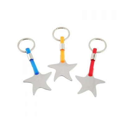 Sea Star Metal Keychain | Key Holder | AbrandZ: Corporate Gifts Singapore