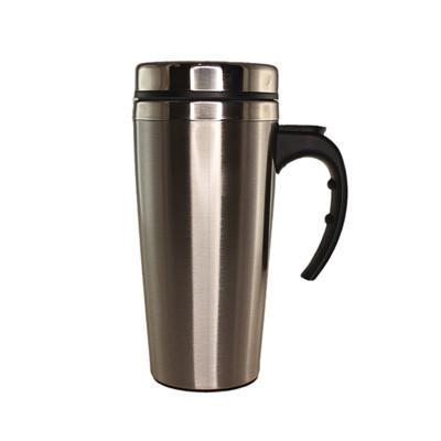 Stainless Steel Suction Mug