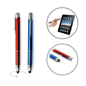 Stylus Ball Pen with Torch Light | AbrandZ: Corporate Gifts Singapore